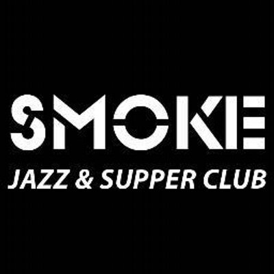 smoke jazz and supper club logo